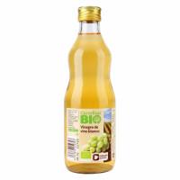 Vinagre de vino blanco CARREFOUR BIO 500 ml.