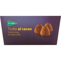 ALIADA trufas al cacao estuche 250 g