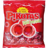 DULCIORA Pikotas caramelos rellenos bolsa 100 g