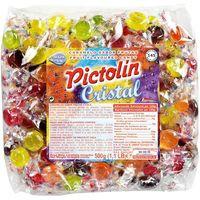 Caramelo Cristal PICTOLIN, 500G